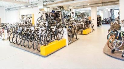 Fahrrad Köln Dellbrück