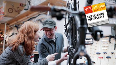 Die Fahrradkenner Fahrradgeschäft Suchen Bremen Conrad